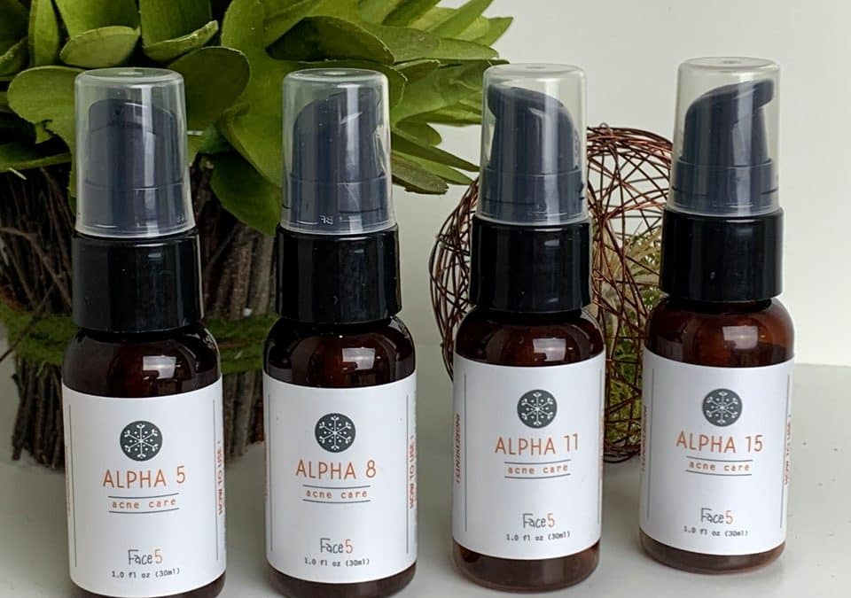Alpha Serums: The Must-Have Formula for Acne-Prone Skin